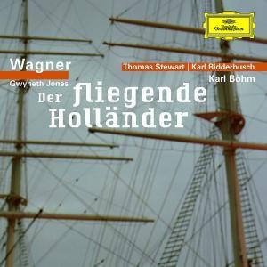 Wagner: Der fliegende Holländer, Stewart, Ridderbusch, Böhm, Obf