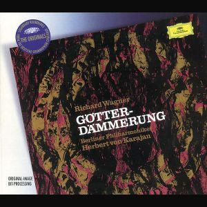 Wagner: Götterdämmerung, Herbert von Karajan, Bp
