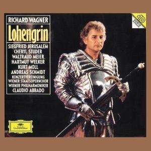 Wagner: Lohengrin, Jerusalem, Studer, Abbado, Wp