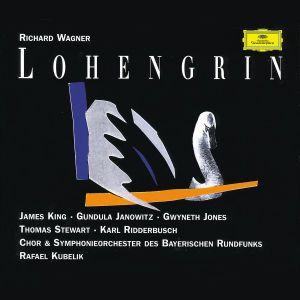 Wagner: Lohengrin, King, Janowitz, Kubelik, Sobr