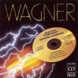 Wagner/Orchestermusik 1, Gerard Schwarz, Seso