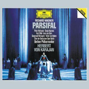 Wagner: Parsifal, Hofmann, Moll, Karajan, Obf