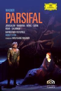 Wagner: Parsifal, S. Jerusalem, E. Randovan, H. Sotin, Weikl, Stein, Obf