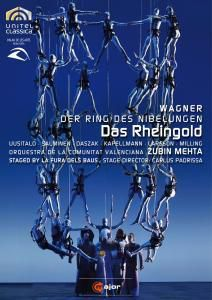 Wagner, Richard - Das Rheingold, Richard Wagner