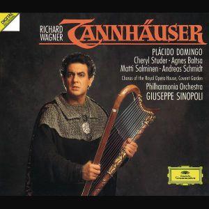 Wagner: Tannhäuser, Studer, Domingo, Sinopoli, Pol