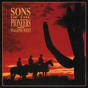 Wagons West   4-Cd & Book/Buch, Sons Of The Pioneers