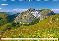 Wagrain Kleinarl im schönen Salzburger Land (Wandkalender 2019 DIN A2 quer) - Produktdetailbild 4