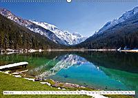 Wagrain Kleinarl im schönen Salzburger Land (Wandkalender 2019 DIN A2 quer) - Produktdetailbild 3