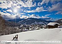 Wagrain Kleinarl im schönen Salzburger Land (Wandkalender 2019 DIN A2 quer) - Produktdetailbild 1