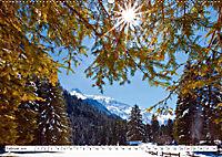 Wagrain Kleinarl im schönen Salzburger Land (Wandkalender 2019 DIN A2 quer) - Produktdetailbild 2