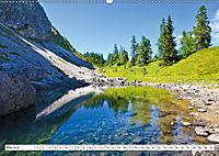 Wagrain Kleinarl im schönen Salzburger Land (Wandkalender 2019 DIN A2 quer) - Produktdetailbild 5