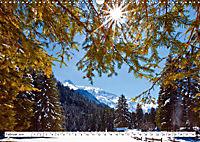 Wagrain Kleinarl im schönen Salzburger Land (Wandkalender 2019 DIN A3 quer) - Produktdetailbild 2