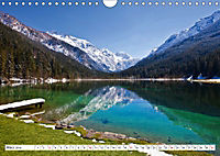 Wagrain Kleinarl im schönen Salzburger Land (Wandkalender 2019 DIN A4 quer) - Produktdetailbild 3