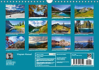 Wagrain Kleinarl im schönen Salzburger Land (Wandkalender 2019 DIN A4 quer) - Produktdetailbild 13