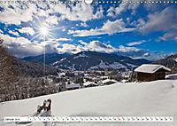 Wagrain Kleinarl im schönen Salzburger Land (Wandkalender 2019 DIN A3 quer) - Produktdetailbild 1