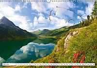 Wagrain Kleinarl im schönen Salzburger Land (Wandkalender 2019 DIN A3 quer) - Produktdetailbild 6