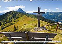 Wagrain Kleinarl im schönen Salzburger Land (Wandkalender 2019 DIN A3 quer) - Produktdetailbild 7