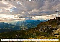 Wagrain Kleinarl im schönen Salzburger Land (Wandkalender 2019 DIN A3 quer) - Produktdetailbild 10