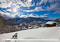 Wagrain Kleinarl im schönen Salzburger Land (Wandkalender 2019 DIN A4 quer) - Produktdetailbild 1