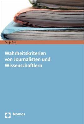 Wahrheitskriterien von Journalisten und Wissenschaftlern, Senja Post