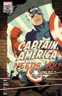 Waid, M: Captain America: Steve Rogers
