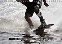 Wakeboarding / UK-Version (Wall Calendar 2019 DIN A4 Landscape) - Produktdetailbild 6