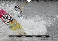 Wakeboarding / UK-Version (Wall Calendar 2019 DIN A4 Landscape) - Produktdetailbild 3