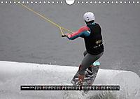Wakeboarding / UK-Version (Wall Calendar 2019 DIN A4 Landscape) - Produktdetailbild 11