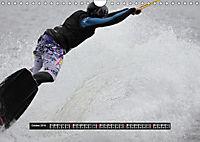 Wakeboarding / UK-Version (Wall Calendar 2019 DIN A4 Landscape) - Produktdetailbild 10
