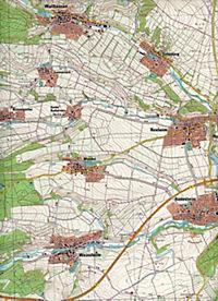 Waldböckelheim 1 : 25 000 - Produktdetailbild 2