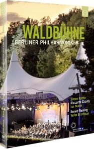 Waldbühne 2009/2010/2011, Simon Rattle, Marin, Chailly, Bp