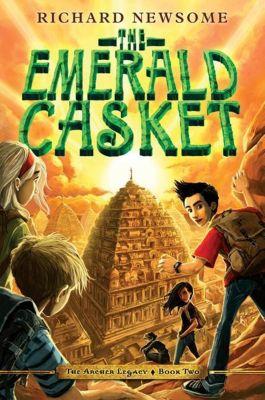 Walden Pond Press: The Emerald Casket, Richard Newsome