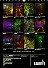 Waldlichter im Wildwald Vosswinkel 2019 (Wandkalender 2019 DIN A3 hoch) - Produktdetailbild 1