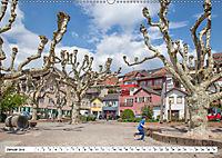 Waldshut - Städtle am Hochrhein (Wandkalender 2019 DIN A2 quer) - Produktdetailbild 1