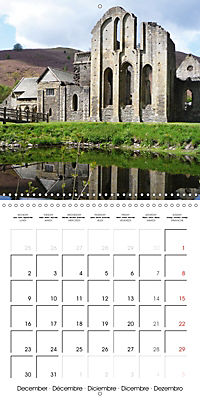 Wales - The undiscovered west of Britain (Wall Calendar 2019 300 × 300 mm Square) - Produktdetailbild 12