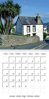 Wales - The undiscovered west of Britain (Wall Calendar 2019 300 × 300 mm Square) - Produktdetailbild 1