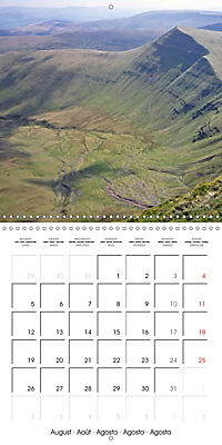 Wales - The undiscovered west of Britain (Wall Calendar 2019 300 × 300 mm Square) - Produktdetailbild 8