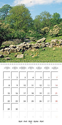 Wales - The undiscovered west of Britain (Wall Calendar 2019 300 × 300 mm Square) - Produktdetailbild 4