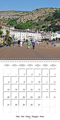 Wales - The undiscovered west of Britain (Wall Calendar 2019 300 × 300 mm Square) - Produktdetailbild 5