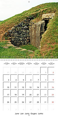 Wales - The undiscovered west of Britain (Wall Calendar 2019 300 × 300 mm Square) - Produktdetailbild 6