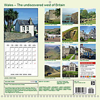 Wales - The undiscovered west of Britain (Wall Calendar 2019 300 × 300 mm Square) - Produktdetailbild 13