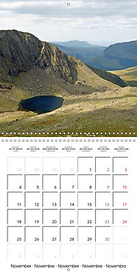 Wales - The undiscovered west of Britain (Wall Calendar 2019 300 × 300 mm Square) - Produktdetailbild 11