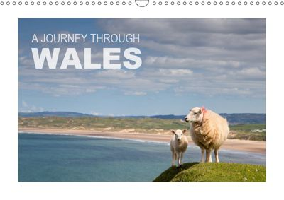 WALES / UK-Version (Wall Calendar 2019 DIN A3 Landscape), Ingrid Steiner & Günter Hofmann