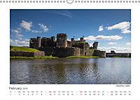 WALES / UK-Version (Wall Calendar 2019 DIN A3 Landscape) - Produktdetailbild 2