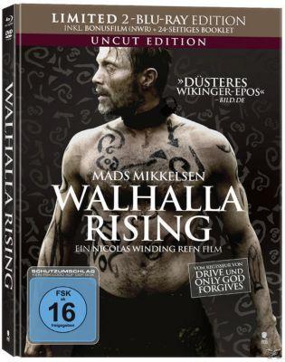 Walhalla Rising Limited Mediabook, Roy Jacobsen, Nicolas Winding Refn