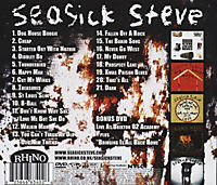 Walkin' Man (The Best Of Seasick Steve) - Produktdetailbild 1