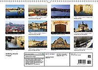 Walking around Prague (Wall Calendar 2019 DIN A3 Landscape) - Produktdetailbild 13