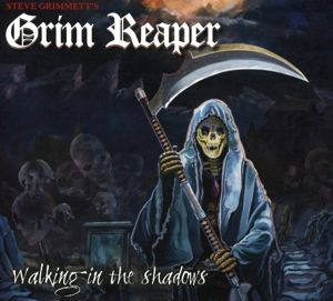 Walking In The Shadows (Ltd.Digipak), Grim Reaper