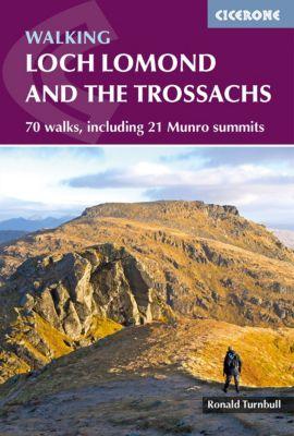 Walking Loch Lomond and the Trossachs, Ronald Turnbull