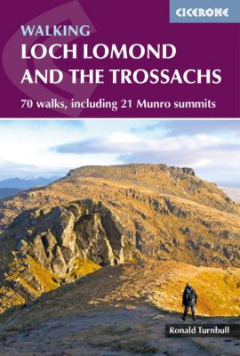 Walking Loch Lomond and the Trossachs, Ronald Turnbull